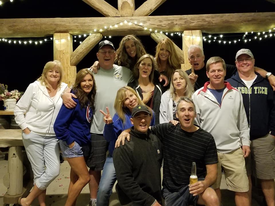 WLHS mini Reunion at Vernonia Springs