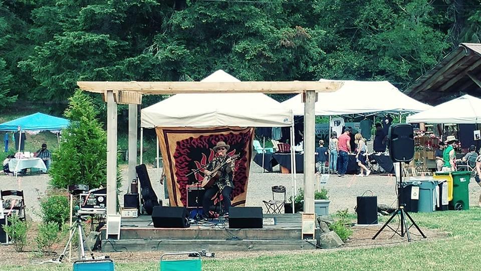 Vernonia Springs Music Festival