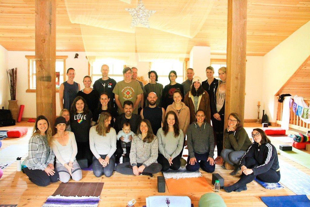 Yoga Retreat Weekend