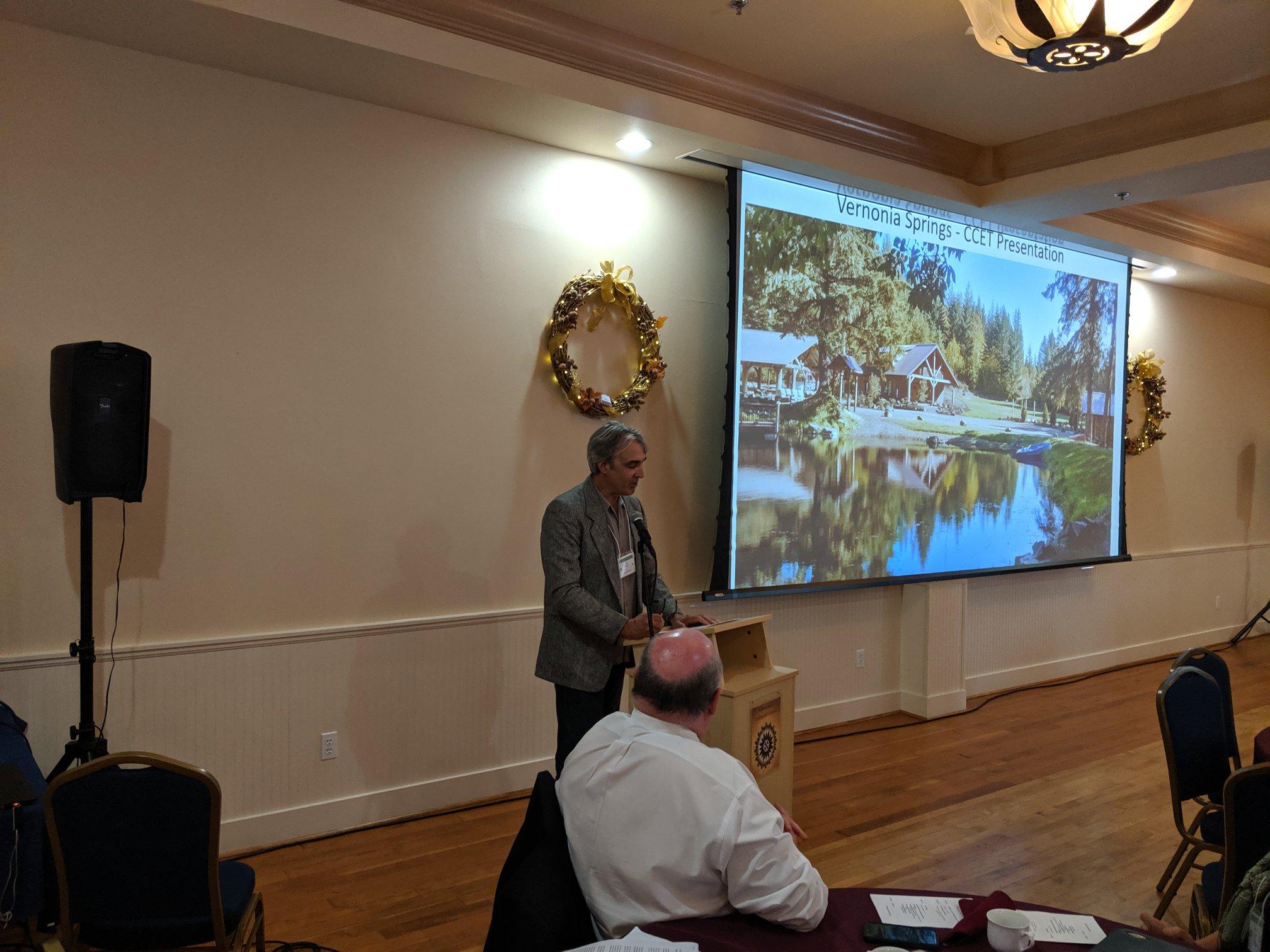 2020 Tourism Aware Vernonia Springs