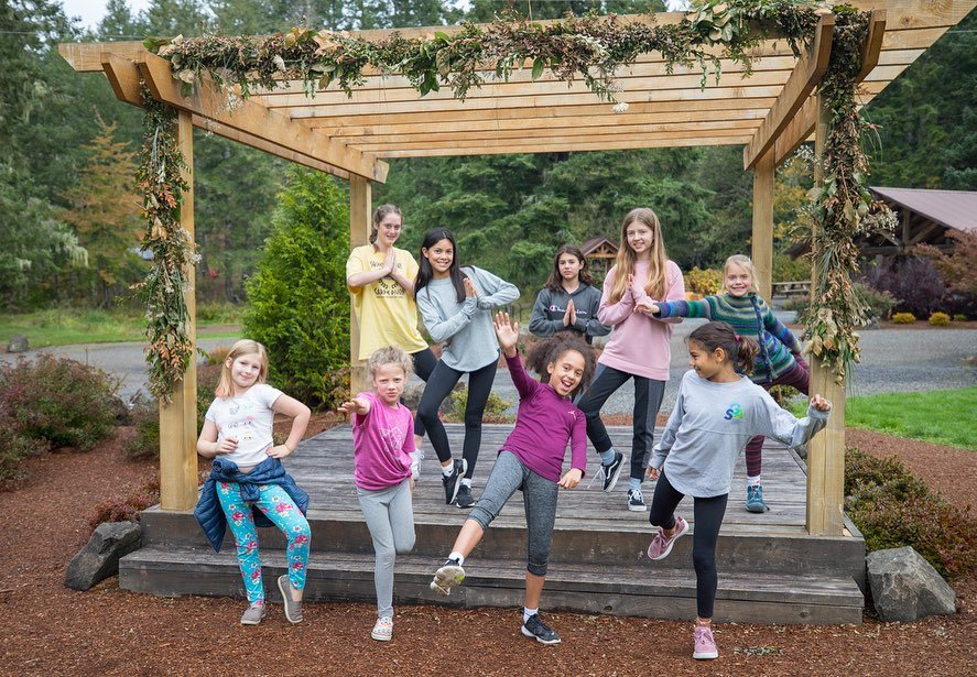 Yoga Kids at Vernonia Springs