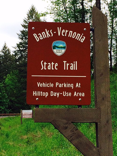 Vernonia Area Cycling Information