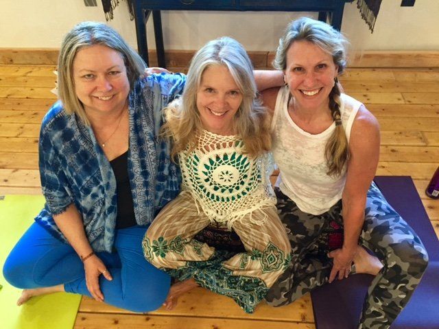 Yoga Retreat at Vernonia Springs