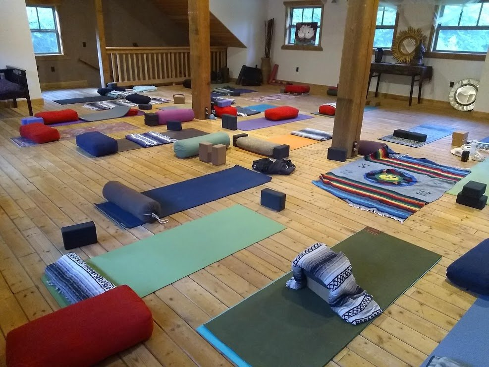 Yoga Loft at Vernonia Springs